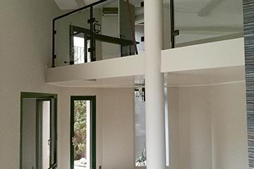 Rénovation mezzanine maison lyon