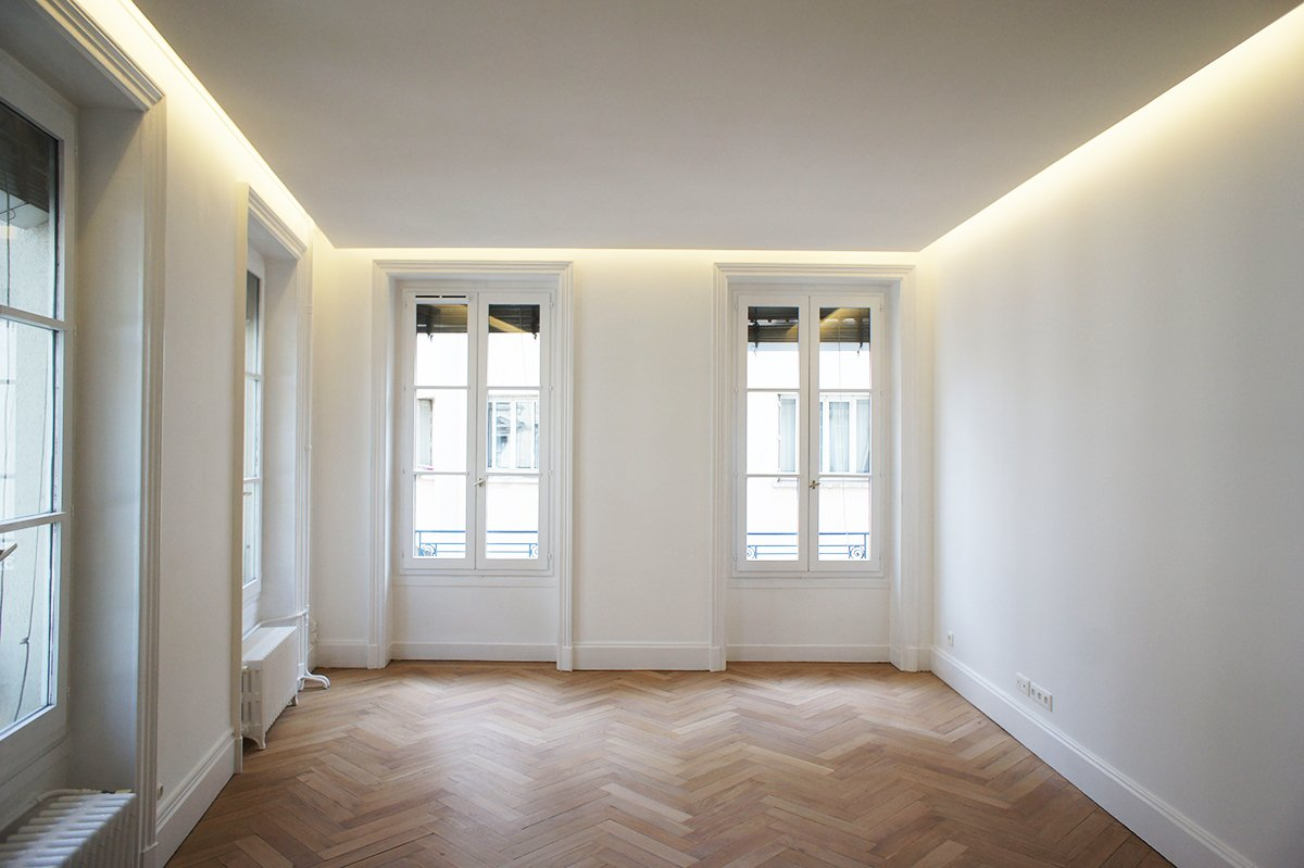Rénovation appartement Lyon